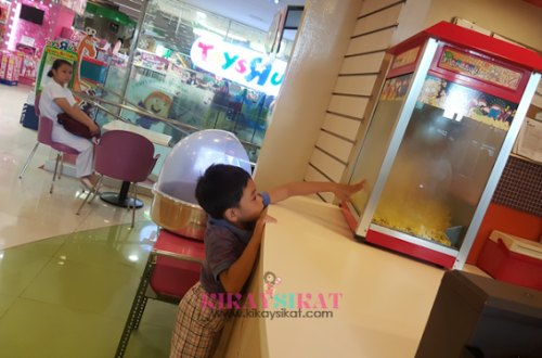Mommy and Baby Fun Diaries: Active Fun and Farmacy at BGC