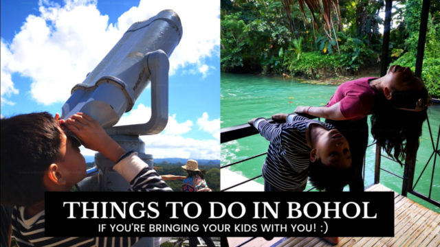 THINGS TO DO IN BOHOL (Chocolate Hills, Island Hopping, Wildlife Eco Park, Butterfly Habitat, Loboc River Cruise)