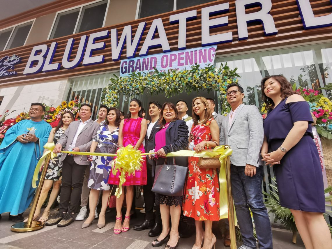 BlueWater Day Spa Opens their Ortigas Branch at Eton Square - The