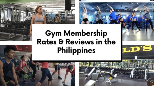 Gym Membership Rates & Reviews in the Philippines