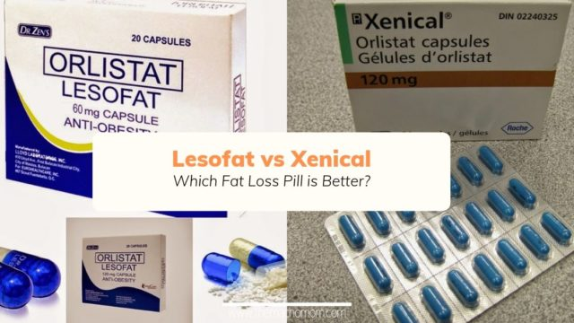 Lesofat vs Xenical