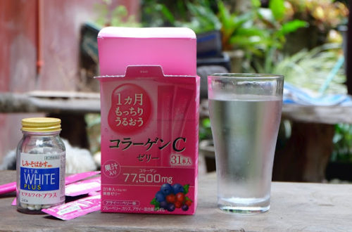 orihiro collagen jelly stick