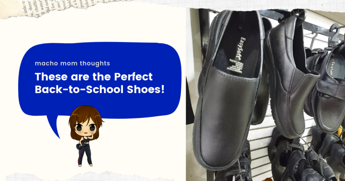 Easy Soft by World Balance are the Perfect Back to School Shoes for Kids!