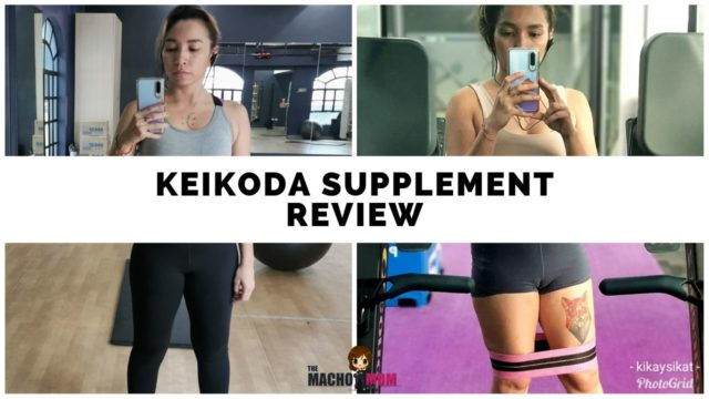 So.. I lost 5lbs in 30 days with the help of Keikoda Diet Supplement