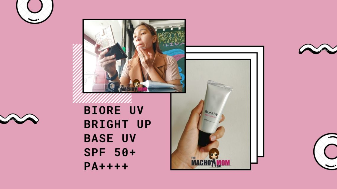 REVIEW: Biore UV Bright Up Base UV SPF 50+ PA++++