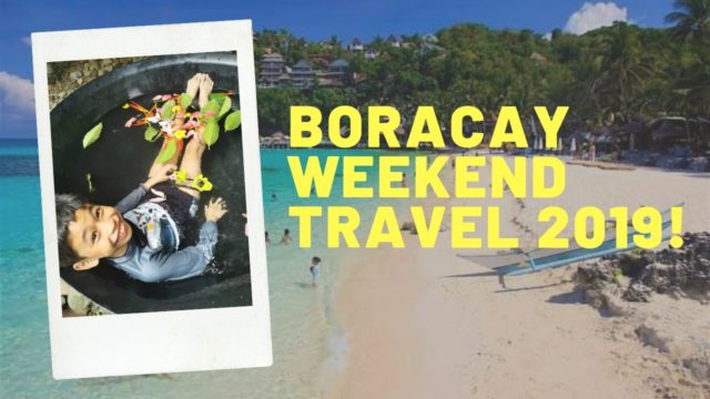 What to Do in Boracay for 2 Days with Kids