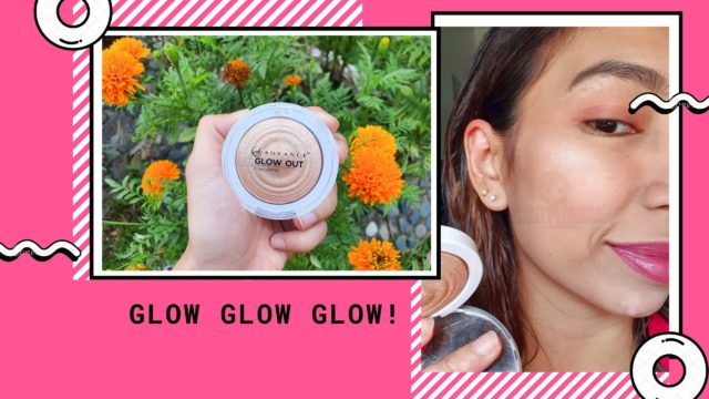REVIEW: EB Advance Glow Out Highlighter in Spotlight