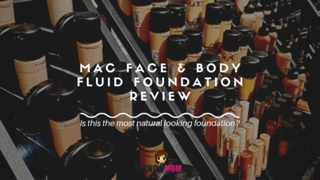 mac face & body foundation review | most natural looking foundation