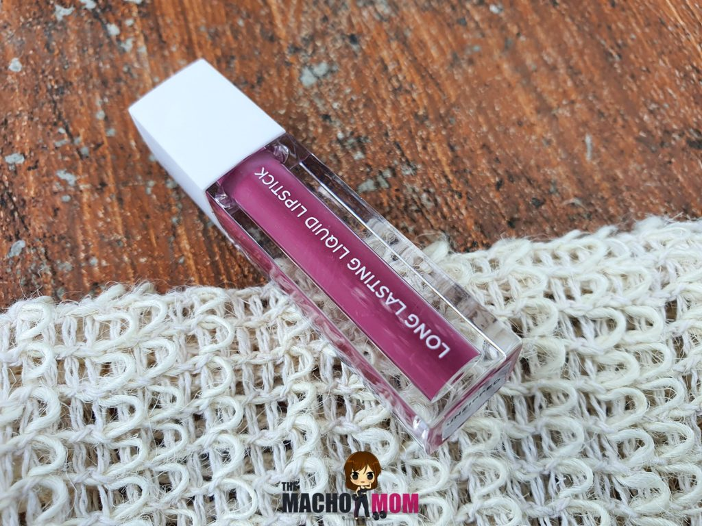 SWATCHED: Ofra Long Lasting Liquid Lipstick in Unzipped