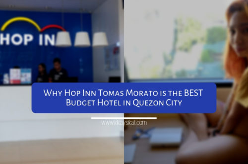 Why Hop Inn Tomas Morato is the BEST Budget Hotel in Quezon City