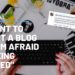 Should I Start a Blog? - Macho Mail #1