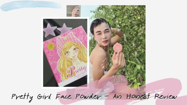 Pretty Girl Perfecting Face Powder (Thailand) - An honest review