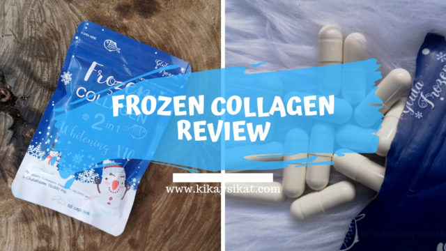 REVIEW: Frozen Collagen (with Glutathione)
