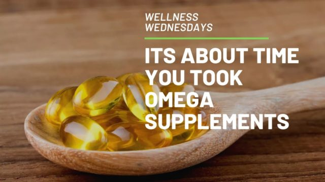 Omega 3 - Benefits of taking Fish Oil Supplements