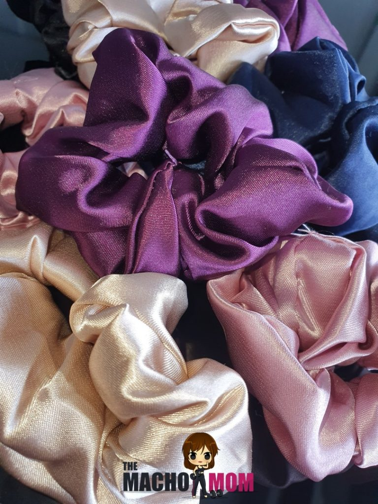 Silk Scrunchies Review - Why They're Better than Ordinary Hair Ties