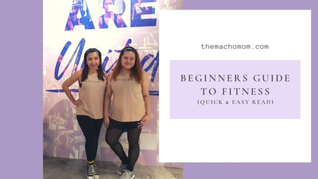 Beginners Guide to Fitness (Quick & Easy Read)