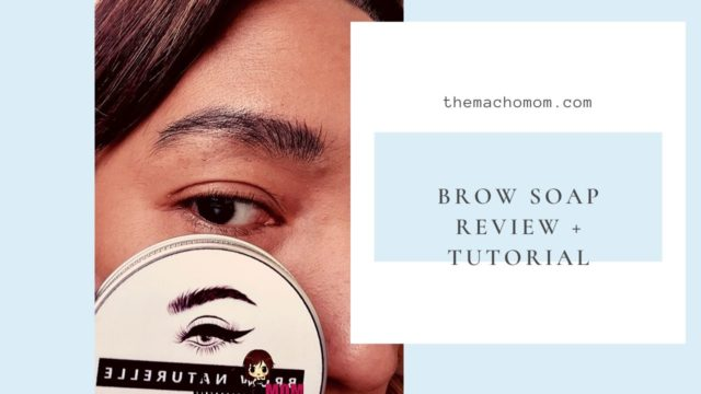 Brow Soaps for Fluffy Feathered Eyebrows! (Review + Tutorial)