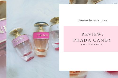 Prada 3 Piece Set Fragrance Collection Review