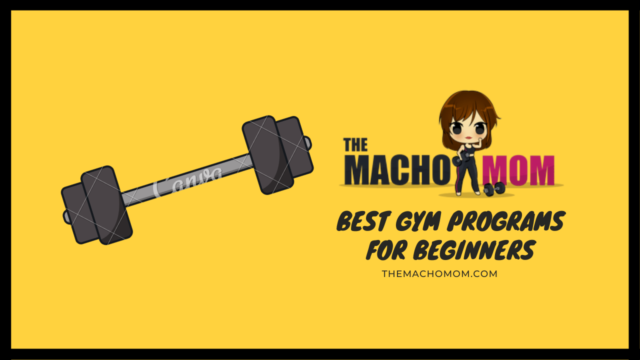4 BEST GYM PROGRAMS FOR BEGINNERS (Female) - I've tried them all!