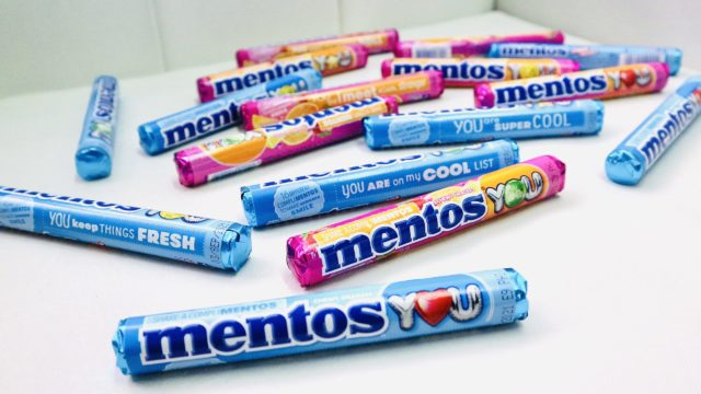Fresh Fridays: Make fresh connections with Mentos CompliMentos