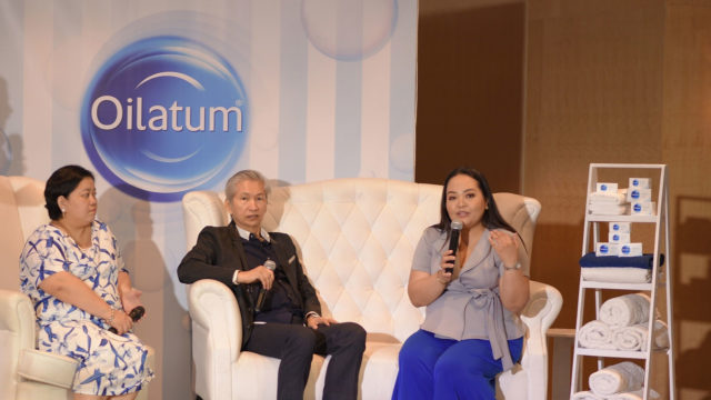 Oilatum's ProtectKNOWLogy Bath Time Summit Empowered Mothers to Show Their Love Through Healthy Skin