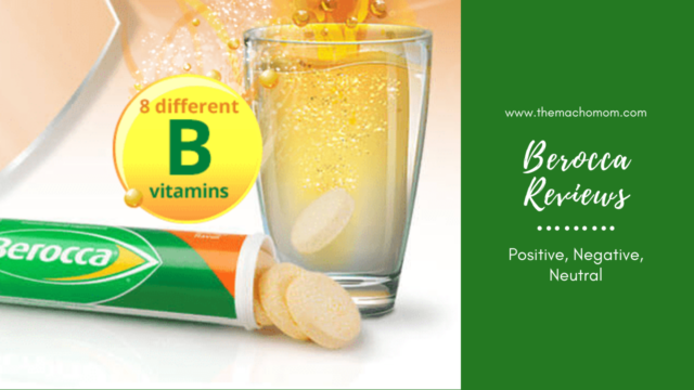 Berocca Reviews - Positive, Negative, Neutral
