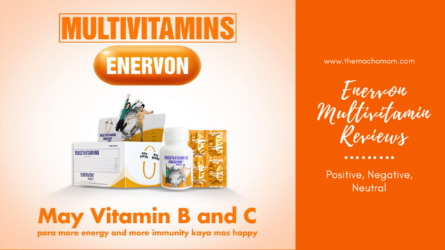 Enervon Multivitamin Reviews (Positive, Negative, Neutral)
