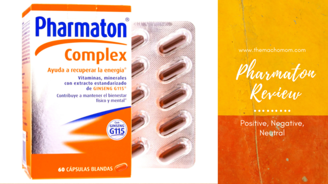 Pharmaton Reviews (Positive, Negative, Neutral)