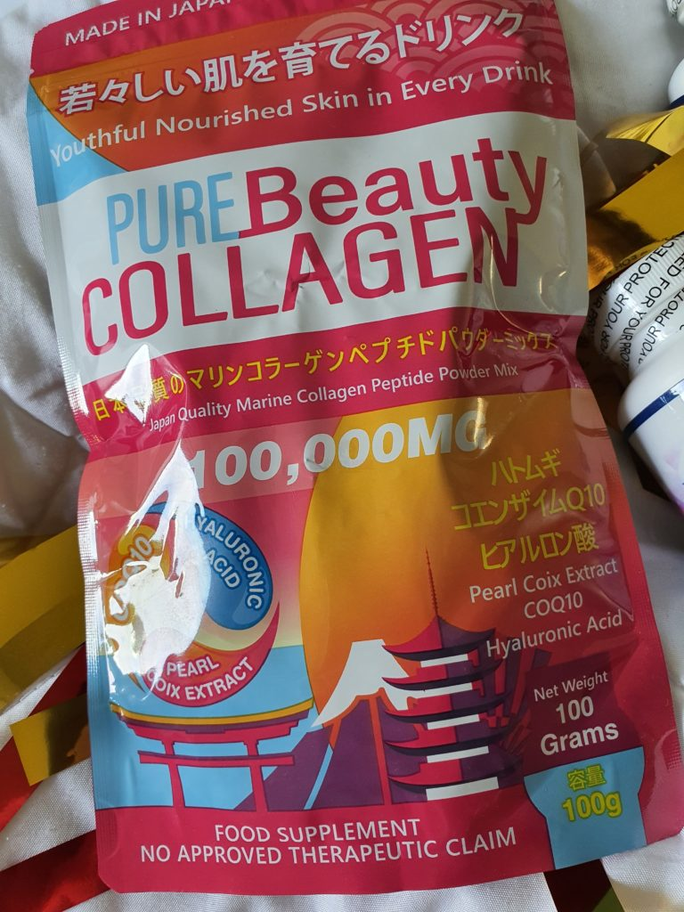 Pure Beauty Collagen - REVIEW! Yung Totoo