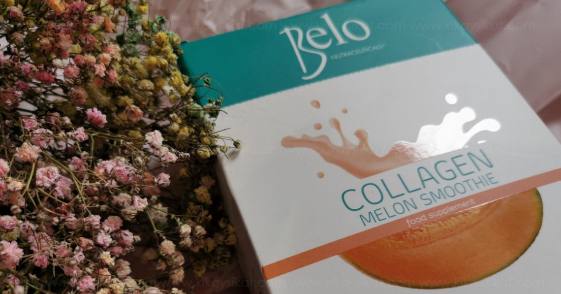 REVIEW: Belo Collagen Melon Smoothie