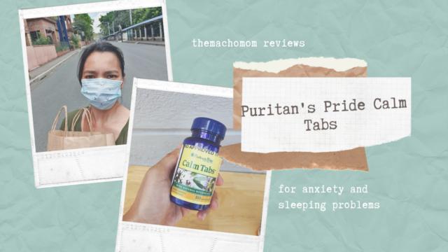 Puritan's Pride Calm Tabs Review - Puritan Pride Vitamins