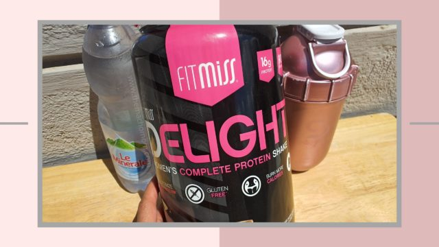 Fitmiss Delight Complete Protein Shake Review