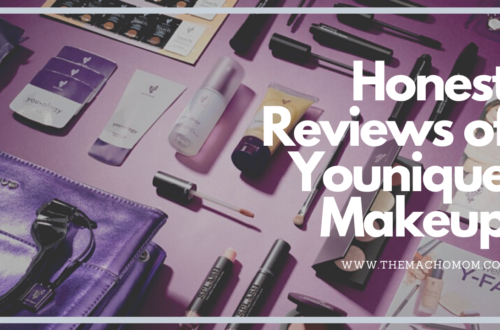 Honest Reviews of Younique Makeup - Starter Kit, Foundation and Mascara
