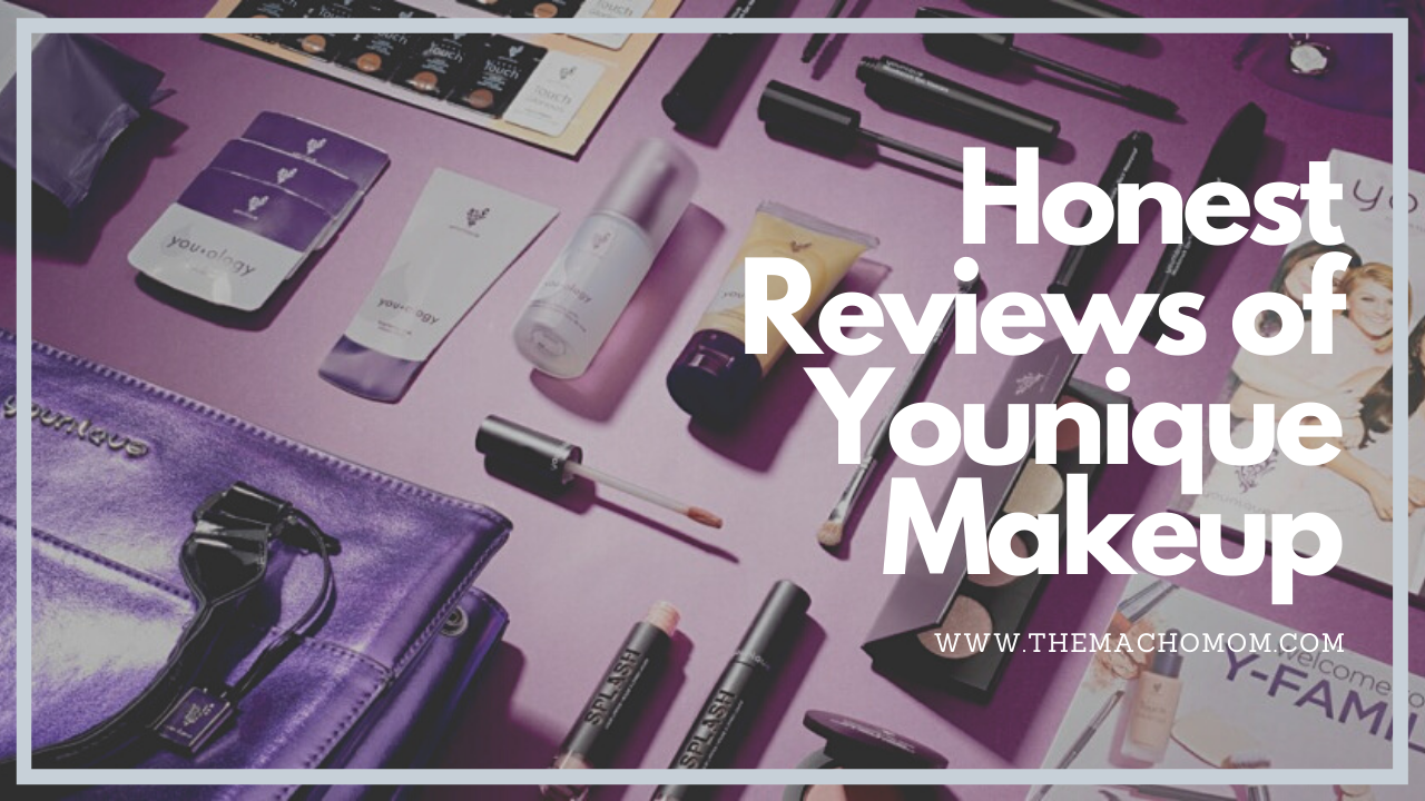 Honest Reviews Of Younique Makeup