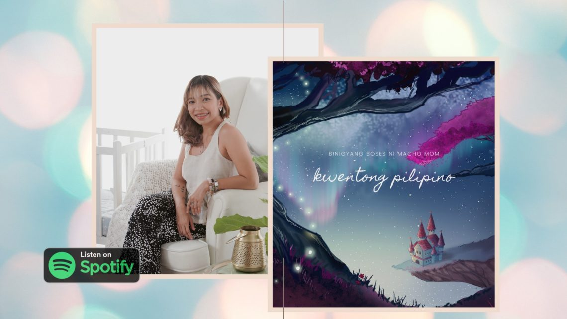 Kwentong Pilipino Podcast:  Bedtime stories for kids!