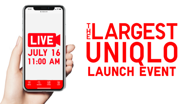 Uniqlo Officially Launches its Online Store in the Philippines
