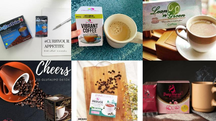 Best Slimming Coffee Brands in the Philippines