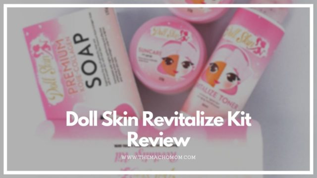 Doll Skin Revitalize Kit Review