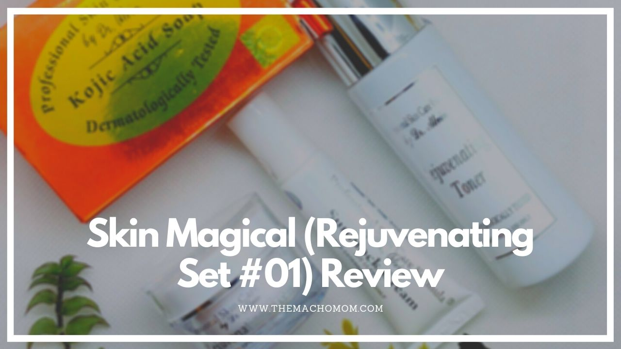 Dr Alvin Rejuvenating Set Review