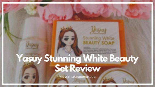 Yasuy Stunning White Beauty Set Review