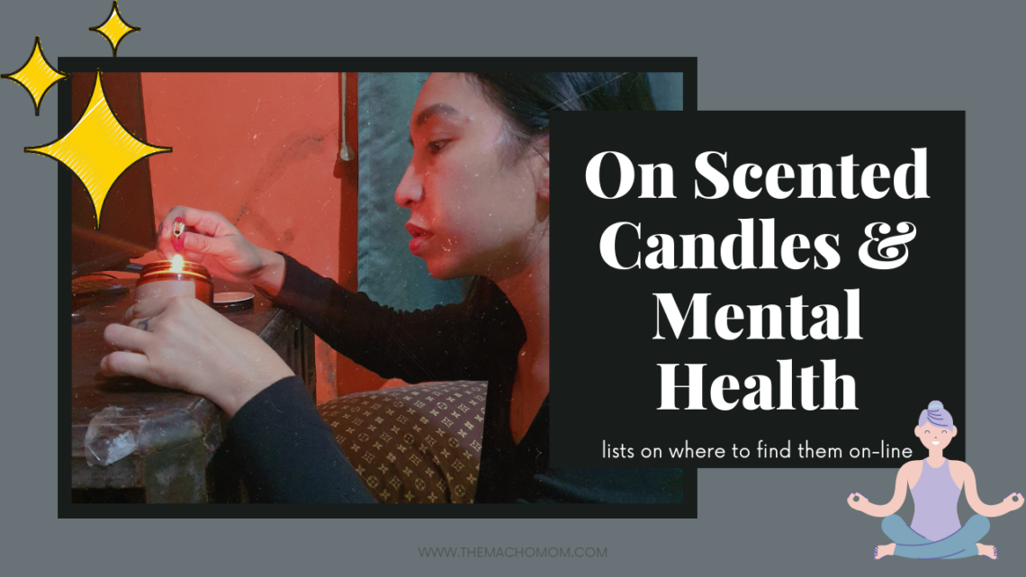 On Scented Candles and Mental Health Consultations