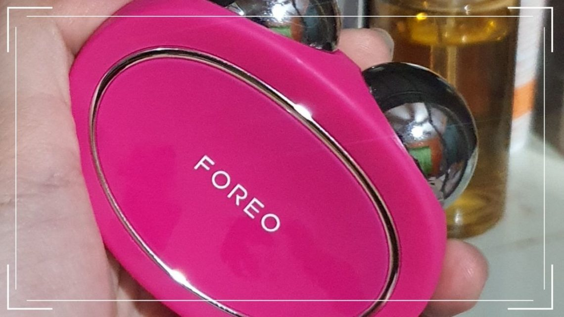 FOREO BEAR REVIEW (with before and after photos)