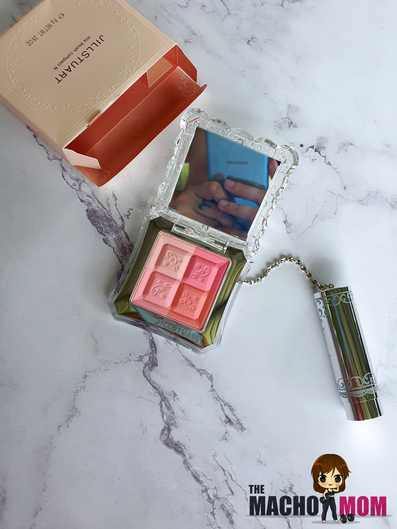 REVIEW: Jill Stuart Mix Blush Compact N (Fresh Apricot)