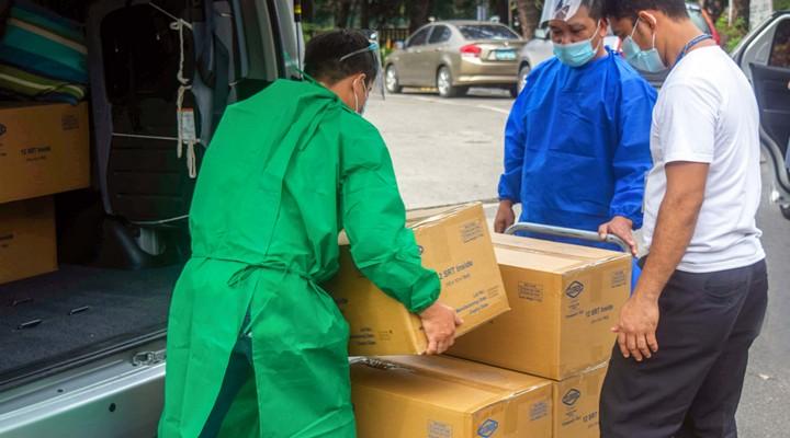 Clorox donates 1,000 Clorox Wipes to five hospitals