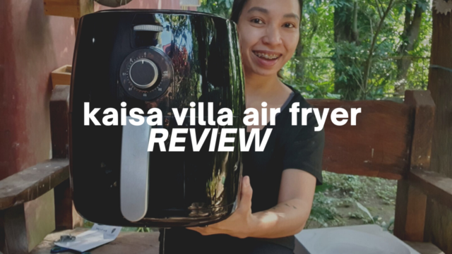 Kaisa Villa Air Fryer Review
