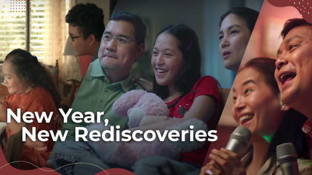 PLDT Home New Year, New Rediscoveries KV