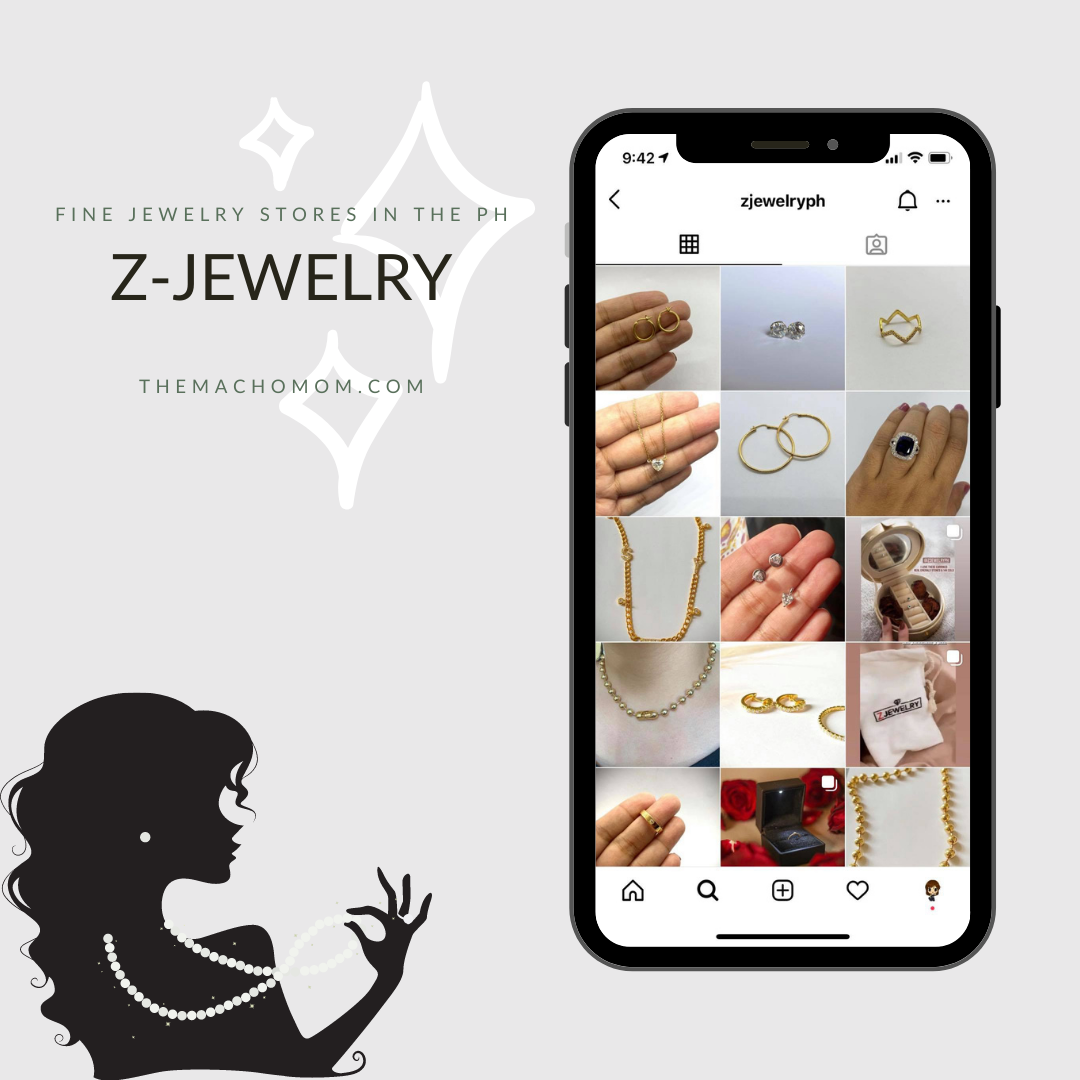 where you can buy fine jewelry in the Philippines online