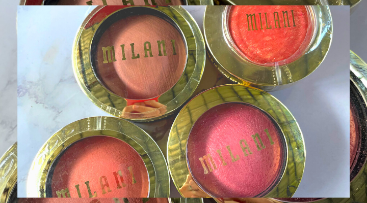Milani Baked Blush (Review and Swatches)